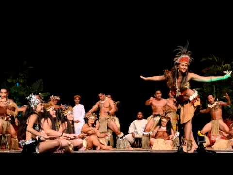 Henua Haka from the Marquesas