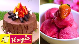 Creative Cake Decorating Ideas | DIY Summer Treats | Yummy Cake Recipe Tutorial | Hoopla Recipes
