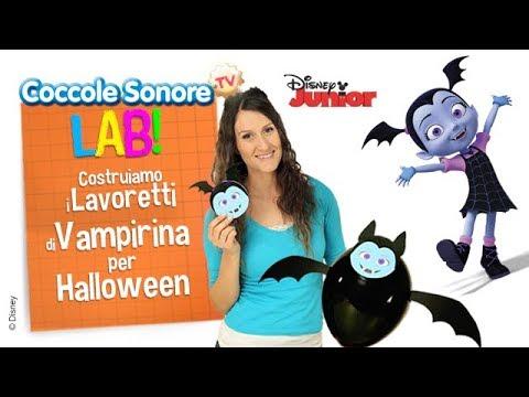 Costruiamo Palloncini E Inviti Di Vampirina Per Festa Di Halloween