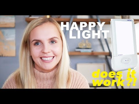 LIGHT THERAPY - Can Light Really Make You Happy? THE WINTER BLUES SERIES