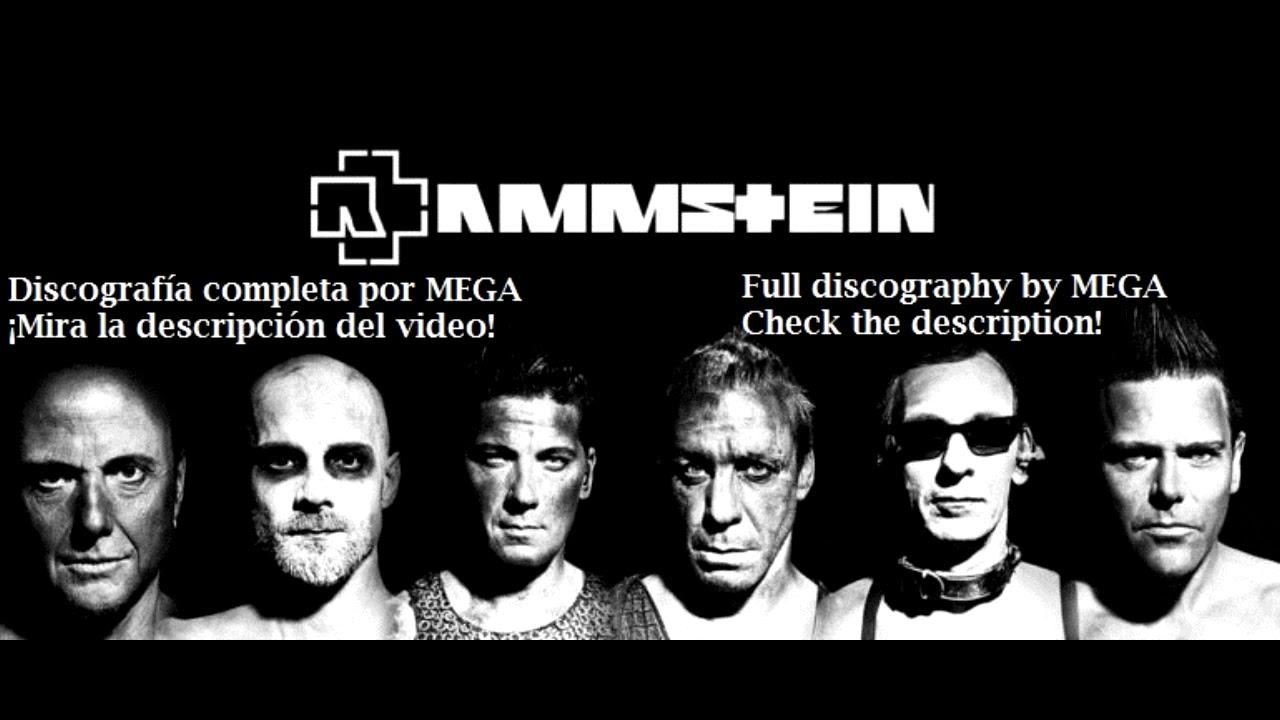 rammstein discography download mega