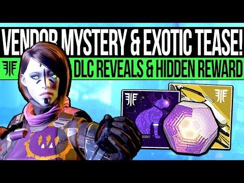 Destiny 2 News | GUARANTEED PRIMES & HIDDEN REWARDS! Vendor Mystery, Mode Removed & New Exotics!