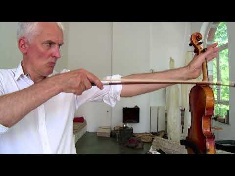Baudouin de Jaer (BE) solo violin 2017