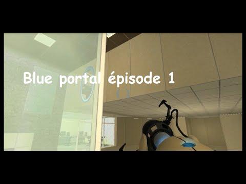 Blue portal épisode 1 : Sous l'océan (parce que bleu Marine...rigole à cette blague)