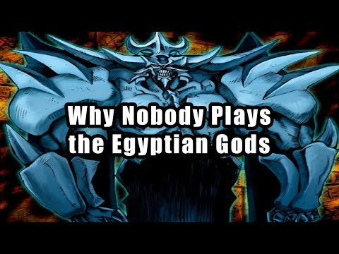 Why Nobody Plays the Egyptian Gods