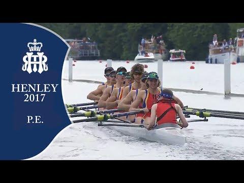Eton v Scotch College - P.E. | Henley 2017 Semi-Finals