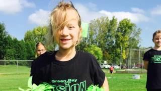 Green Bay Fusion Allstars - Go Fight Win - Green Bay, Wi