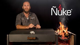 Ñuke Delta Argentinian Style Wood Fire Gaucho Grill Overview | BBQGuys