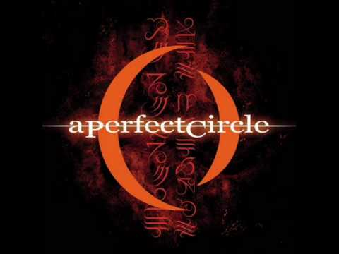 A Perfect Circle - The Hollow - With lyrics - YouTube