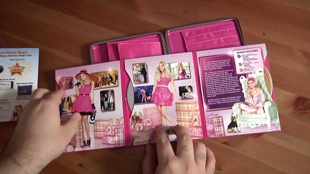 File91e Unbo The Limited Edition Of Sharpay S Fabulous Adventure