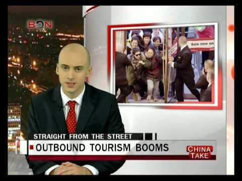 China's outbound tourism booms - China Take - Sep 24 ,2014 - BONTV China