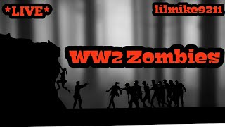 *LIVE* THE TORTURED PATH DLC 3/ Grinding WW2 Zombies