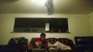 Vong  Tay nguoi ay guitar cover