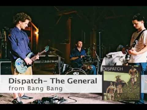 """Dispatch - """"The General"""" (Official Audio)"""