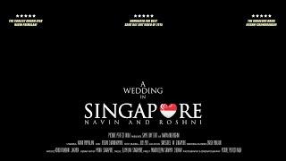 Navin & Roshni | Same Day Edit | Singapore | July 2015