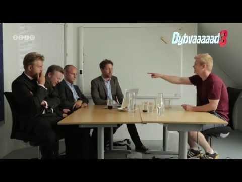 Dybvaaaaad 3 - Konfrontation: Dybvad og TV3