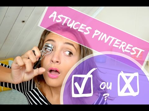 Astuces Pinterest/ Top ou flop ??