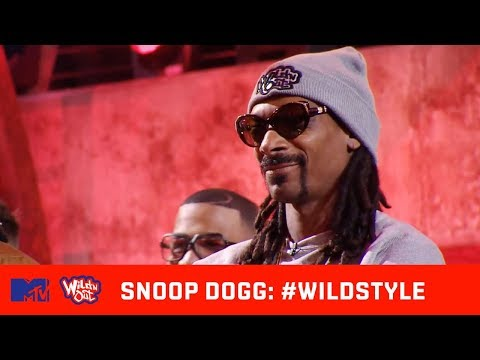 Wild 'N Out | Snoop Dogg Clowns Nick Cannon's Rapping Skills | #Wildstyle