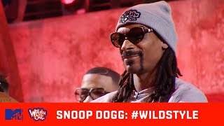 Wild 'N Out | Snoop Dogg Clowns Nick Cannon's Rapping Skills | #Wildstyle thumbnail