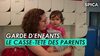 Crèche, nounous, garde partagée, l'incroyable casse tête des parents