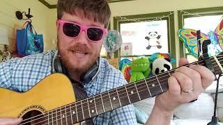 Alec Benjamin - 1994 // easy guitar tutorial for beginner