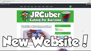 100k Subscriber Special - My New Website!
