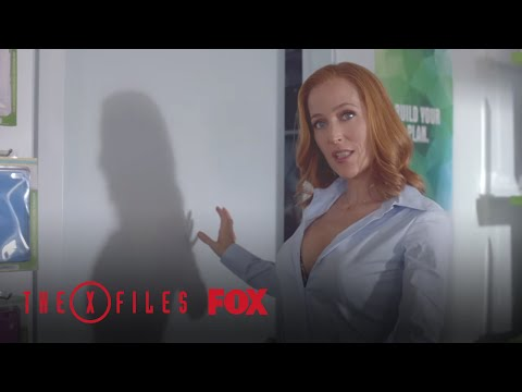 Scully Flirts With A Mobile Phone Employer | Season 10 Ep. 3 | THE X-FILES