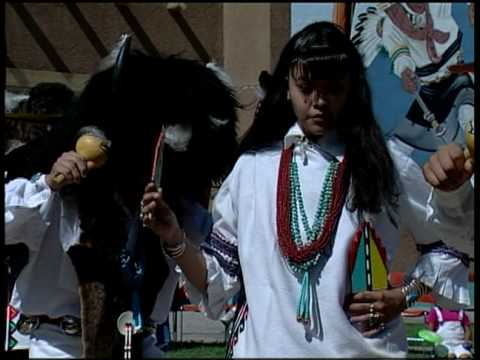 Pueblo Dances in New Mexico