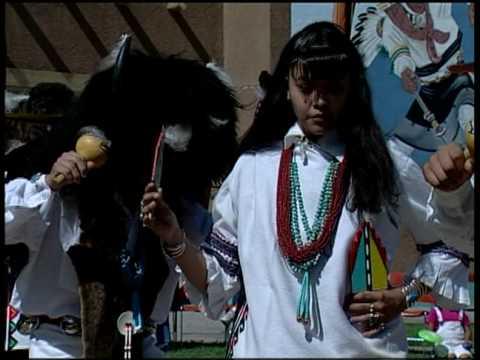 Pueblo Dances in New Mexico