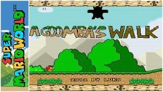 A Goomba's Walk (2014) | Super Mario World Hack