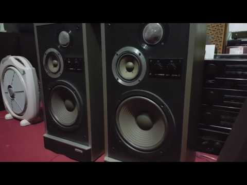 Test cặp pioner F700. TomTuan audio 0918188076