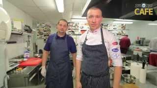 Экскурсия на кухню ресторана Erarta Cafe/ Эрарта Кафе