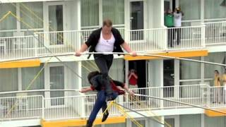 Why Nik Wallenda performs dangerous high wire stunts
