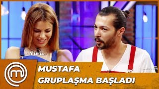 Mustafa Gruplaşmaların Başladığını Söyledi | MasterChef Türkiye 9.Bölüm