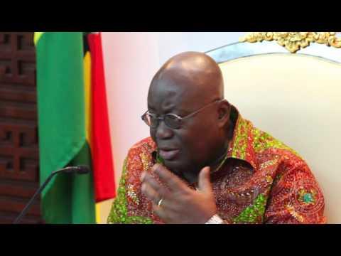 Christian Council of Ghana Calls On The President