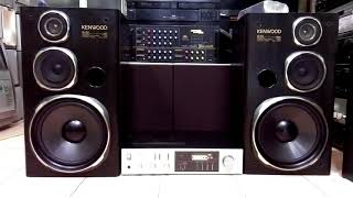 Ampli Pioneer SA-7000 + Loa Kenwood 5i = PHÊ !