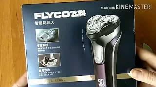 FLYCO FS376.Электробритва.Обзор и сравнение с Филипс