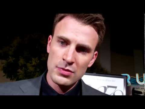 "Chris Evans at the premiere of ""What's Your Number?"""