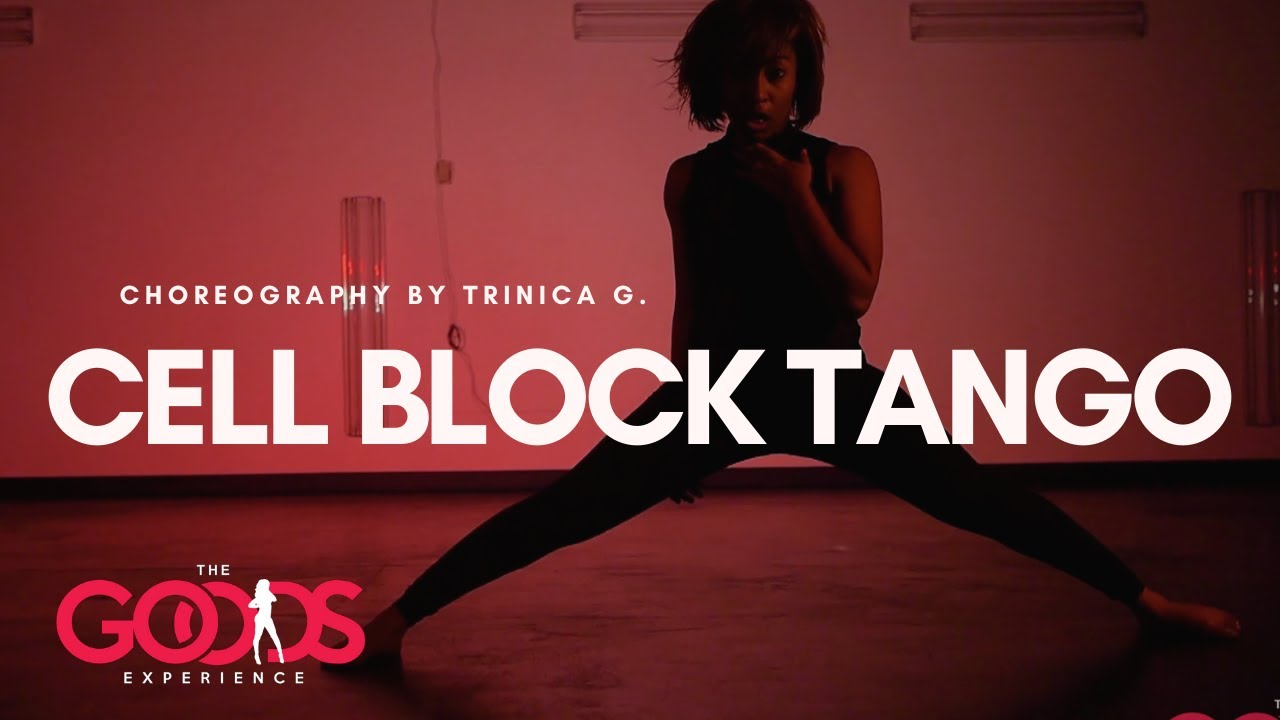 Cell Block Tango- Chicago Play Choreography by Trinica G.