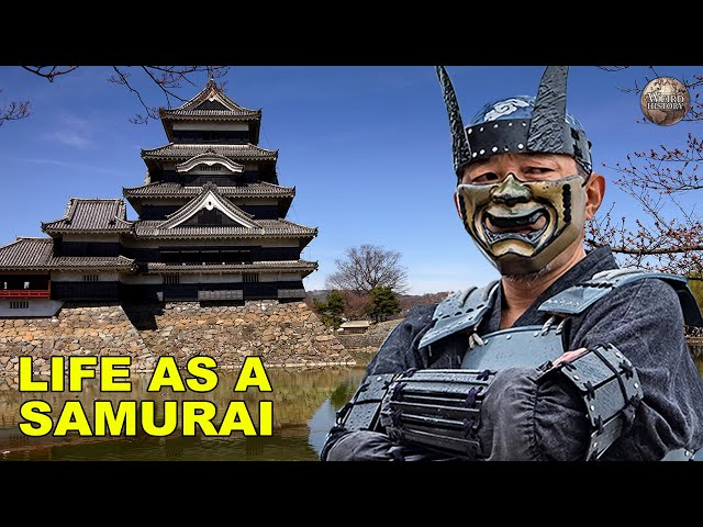 What Life Was Like as a Samurai In Feudal Japan
