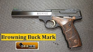 Browning Buck Mark UDX 22 Pistol Review