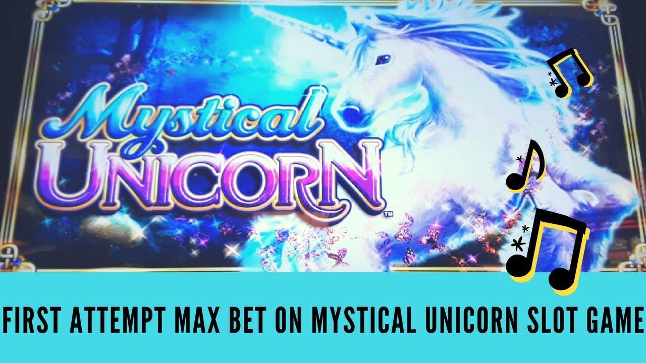 Mystical Unicorn Slot Game