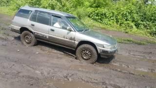 Toyota Carib 4вeZдe - Покатушки 5