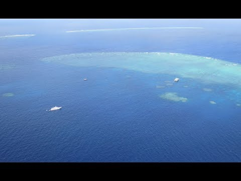Helicopter - Super Yacht Charter - Great Barrier Reef - Exclusive Getaway