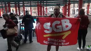 Comunicato per sciopero generale e nazionale del 26 ottobre 2018