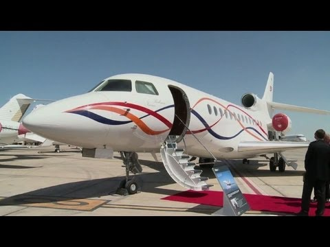 Abu Dhabi's first ever air exhibition opens