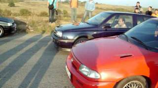 Vw Golf 3 AFN 20 Jahre GTI vs. Opel Astra GSI 150 PS