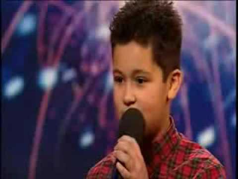 Shaheen Jarfagholi Britains Got Talent Micheal Jackson and Valerie  D