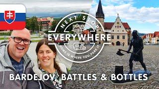 Bardejov, Battles And Bottles - Slovakia Road Trip | Next Stop Everywhere