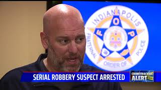 Indy man with violent past charged with cell phone store robberies